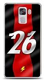 Dafoni Huawei Honor 7 Kırmızı Şimşekler Kılıf