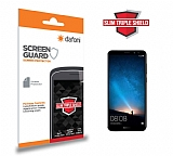 Dafoni Huawei Mate 10 Lite Slim Triple Shield Ekran Koruyucu
