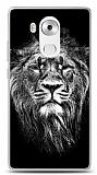 Huawei Mate 8 Black Lion Kılıf