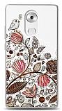 Huawei Mate 8 Draw Bird Kılıf