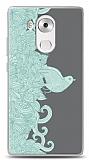 Dafoni Huawei Mate 8 Green Bird Kılıf