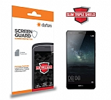 Dafoni Huawei Ascend Mate S Slim Triple Shield Ekran Koruyucu