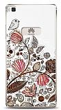Huawei P8 Draw Bird Kılıf