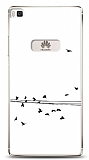 Dafoni Huawei P8 Flying Birds K�l�f