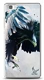 Dafoni Huawei P8 Lite Black Eagle Kılıf
