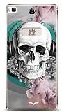 Huawei P8 Lovely Skull Kılıf