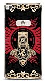 Huawei P8 Skull Nation Kılıf