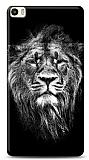 Dafoni Huawei P8max Black Lion Kılıf