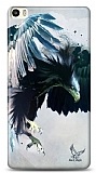 Dafoni Huawei P8max Black Eagle Kılıf