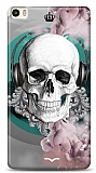 Dafoni Huawei P8max Lovely Skull Kılıf