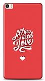 Dafoni Huawei P8max Need Love Kılıf
