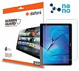 Dafoni Huawei MediaPad T3 10 inç Nano Glass Premium Tablet Cam Ekran Koruyucu