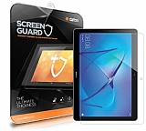Dafoni Huawei MediaPad T3 10 inç Tempered Glass Premium Tablet Cam Ekran Koruyucu
