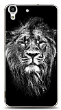 Huawei Y6 Black Lion Kılıf