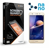 Dafoni Huawei Y6 ii Nano Glass Premium Cam Ekran Koruyucu