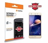 Dafoni Huawei Y6 ii Slim Triple Shield Ekran Koruyucu
