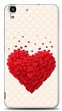 Huawei Y6 Love Leafs Kılıf