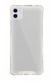 Dafoni Hummer Mirror iPhone 11 Aynalı Silver Silikon Kılıf