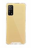 Dafoni Hummer Mirror Xiaomi Mi 10T Pro 5G Aynalı Gold Silikon Kılıf