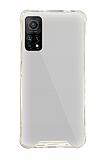 Dafoni Hummer Mirror Xiaomi Mi 10T Pro 5G Aynalı Silver Silikon Kılıf