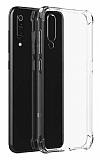 Dafoni Hummer Xiaomi Mi 9 Ultra Koruma Silikon Kenarlı Şeffaf Kılıf