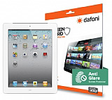 Dafoni iPad 2 / iPad 3 / iPad 4 Mat Ekran Koruyucu Film