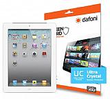 Dafoni iPad 2 / iPad 3 / iPad 4 Şeffaf Ekran Koruyucu Film