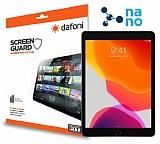 Dafoni iPad 10.2 Nano Glass Premium Tablet Cam Ekran Koruyucu