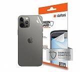 Dafoni iPhone 12 / iPhone 12 Pro 6.1 inç Darbe Emici Arka+Yan Gövde Koruyucu