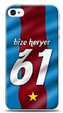 Dafoni iPhone 4 / 4S Bize Her Yer K�l�f