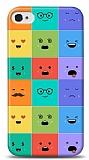 Dafoni iPhone 4 / 4S Faces K�l�f