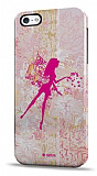 Dafoni iPhone 4 / 4S Fairy Girl Rubber K�l�f