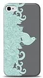 Dafoni iPhone 4 / 4S Green Bird K�l�f
