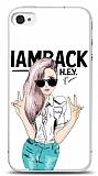 Dafoni iPhone 4 / 4S Iamback K�l�f