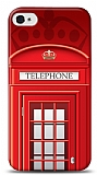 Dafoni iPhone 4 / 4S London Phone K�l�f