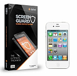 Dafoni iPhone 4 / 4S �n + Arka Tempered Glass Premium Cam Ekran Koruyucu