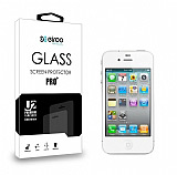 Eiroo iPhone 4 / 4S Tempered Glass Cam Ekran Koruyucu