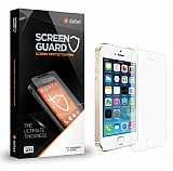 Dafoni iPhone SE / 5 / 5S / 5C Mat Tempered Glass Premium Cam Ekran Koruyucu