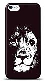 Dafoni iPhone 5 / 5S Black Lion K�l�f