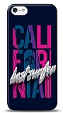 Dafoni iPhone SE / 5 / 5S California Surfer K�l�f