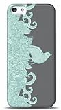 Dafoni iPhone 5 / 5S Green Bird K�l�f