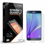 Dafoni Samsung Galaxy Note 5 Mat Tempered Glass Premium Cam Ekran Koruyucu