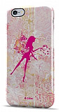 Dafoni iPhone 6 Plus / 6S Plus Fairy Girl Rubber Kılıf