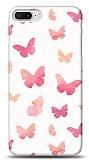 Dafoni iPhone 7 Plus Kelebekler Kılıf