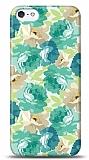 Dafoni iPhone SE / 5 / 5S Flower Pattern K�l�f