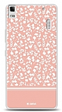 Dafoni lenovo A7000 Pink Flower K�l�f