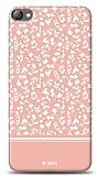 Dafoni Lenovo S60 Pink Flower Kılıf