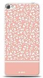 Dafoni Lenovo S60t Pink Flower Kılıf