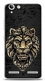 Lenovo Vibe K5 Gold Lion Kılıf