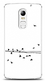 Lenovo Vibe X3 Flying Birds Kılıf